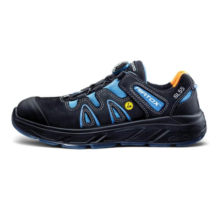 SL55 Airtox - scarpe antinfortunistiche
