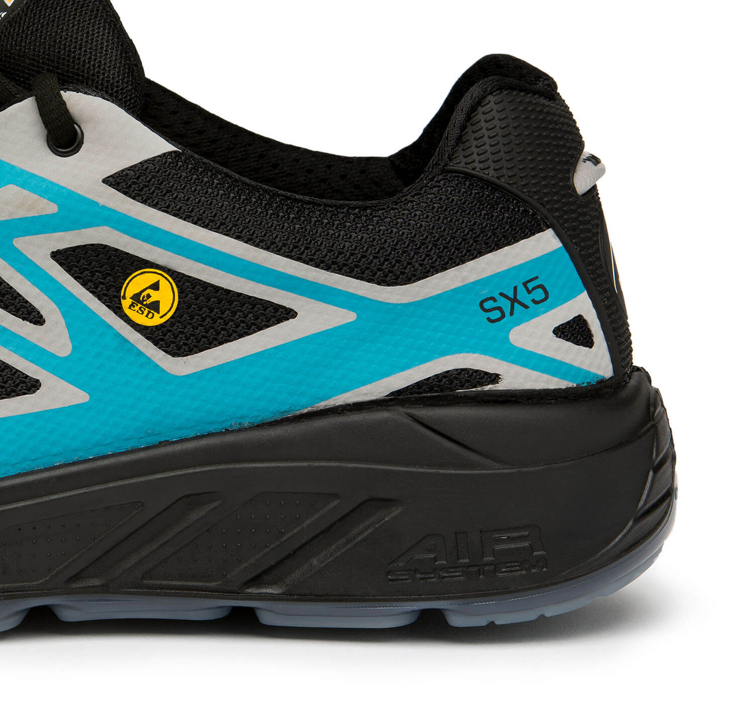 Best Safety Shoes For Comfort From Denmark - SX5 - AIRTOX