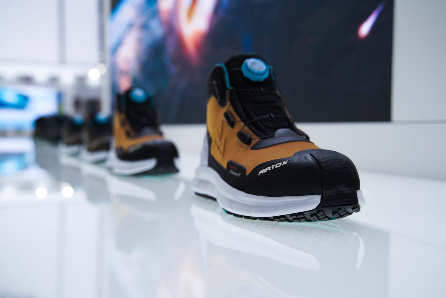 AIRTOX safety shoes different styles